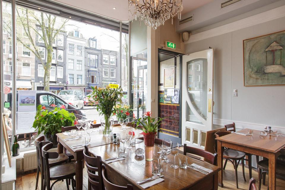 Restaurant palladio amsterdam italian places - Eigentijds restaurant ...